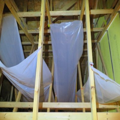 "Seller said ""Never had a roof leak"""